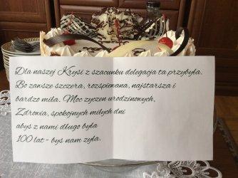 KGW - urodziny Krysi - 22.09.2018
